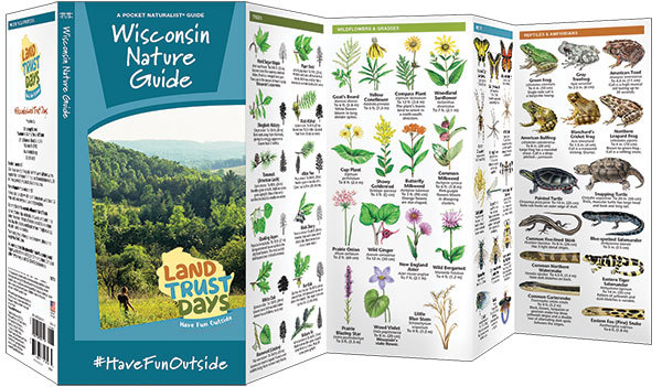 Wisconsin Nature Guide for Land Trust Days photo