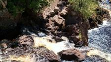 Copper Falls Image