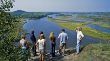 Photo Courtesy of Groundswell Conservancy (fka Natural Heritage Land Trust)